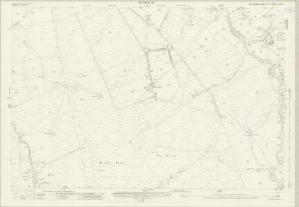 Northumberland (New Series) CXI.1 (includes: Allendale Common; West Allen) - 25 Inch Map