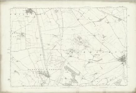 Wiltshire XIX - OS Six-Inch Map