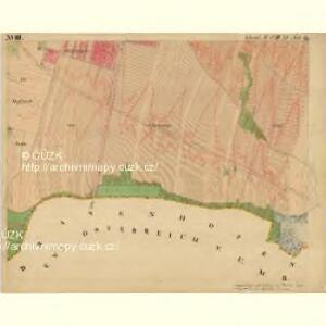 Nikolsburg - m1785-1-023 - Kaiserpflichtexemplar der Landkarten des stabilen Katasters
