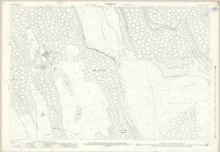 Westmorland XLII.5 (includes: Crosthwaite And Lyth; Witherslack) - 25 Inch Map