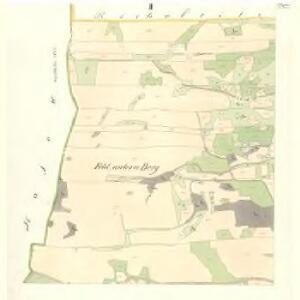 Sklenau (Sklenowa) - m2737-1-001 - Kaiserpflichtexemplar der Landkarten des stabilen Katasters