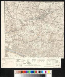 Meßtischblatt [5051] : Sebnitz, 1938
