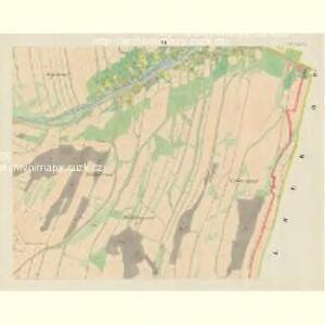 Gerlsdorf (Gerlichow) - m1071-1-005 - Kaiserpflichtexemplar der Landkarten des stabilen Katasters