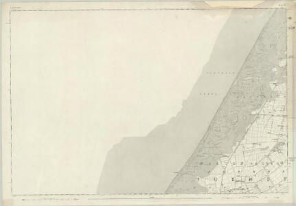 Lancashire LXXXII - OS Six-Inch Map