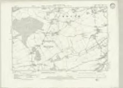 Kent XXXVI.NW - OS Six-Inch Map