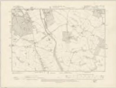 Staffordshire XXVIII.NW - OS Six-Inch Map