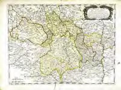 Gouverneme[n]t general dv Lyonnois