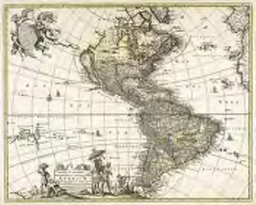 Novissima et accuratissima septentrionalis ac meridionalis Americæ
