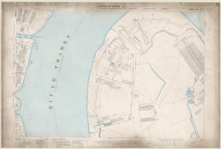 London VIII.82 - OS London Town Plan