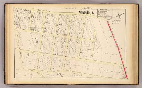 v.1 pl.H Ward 1.