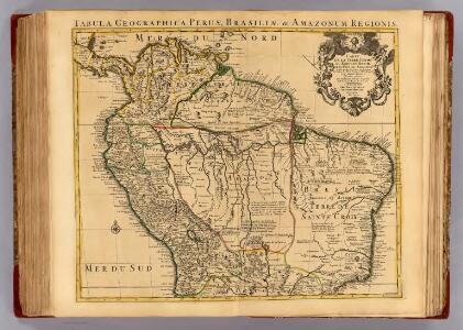Terre Ferme, Perou, Bresil, et du pays des Amazones.