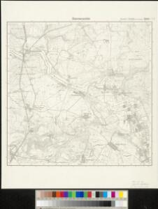 Meßtischblatt 2945 : Dannenwalde, 1936