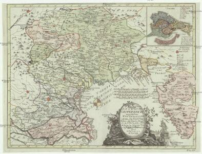 Das dem Erzhause Oesterreich zugefallene venetianische Istrien, die Stadt Venetig, Patria del Friuli, il Cadorino, il Bellunese, il Feltrino, la Marca Trevigiana, il Paduano und il Polesino di Rovigo