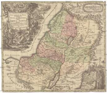 Regio Canaan seu Terra Promissionis, postea Iudaea vel Palaestina nominata, hodie Terra Sancta vocata
