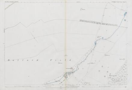 Wiltshire LV.5 (includes: Bulford; Milston) - 25 Inch Map