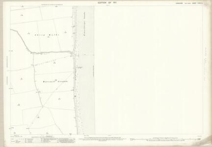 Yorkshire CLXIII.2 (includes: Barmston) - 25 Inch Map