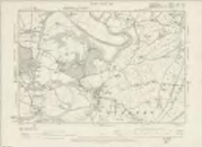 Flintshire XXII.SW - OS Six-Inch Map