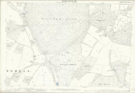Sussex XXIII.13 (includes: Fittleworth; Petworth) - 25 Inch Map