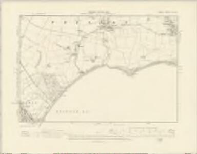 Dorset LIII.NE - OS Six-Inch Map