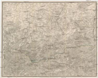 Gebirgs-Karte