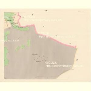 Paulusbrunn - c5672-1-007 - Kaiserpflichtexemplar der Landkarten des stabilen Katasters