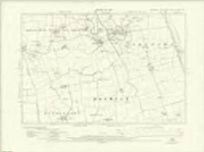 Yorkshire CLXXX.NW - OS Six-Inch Map