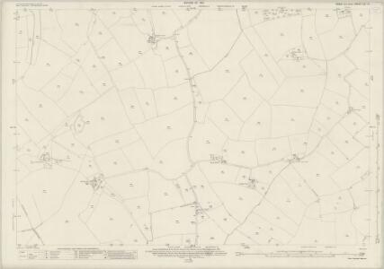 Essex (New Series 1913-) n IX.14 (includes: Finchingfield; Steeple Bumpstead) - 25 Inch Map
