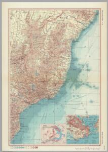 Brazil - East - Central.  Pergamon World Atlas.