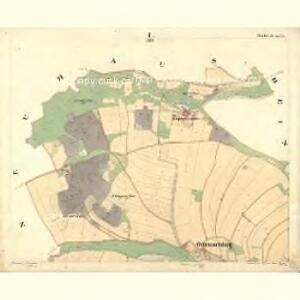 Ottenschlag - c5586-1-001 - Kaiserpflichtexemplar der Landkarten des stabilen Katasters
