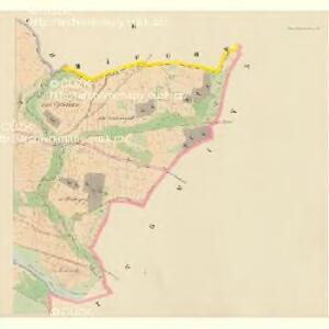 Unter Pořitsch (Dolegschi Pořitsch) - c1364-1-002 - Kaiserpflichtexemplar der Landkarten des stabilen Katasters