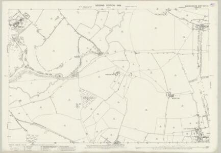 Buckinghamshire XXVIII.14 (includes: Fleet Marston; Stone; Waddesdon) - 25 Inch Map