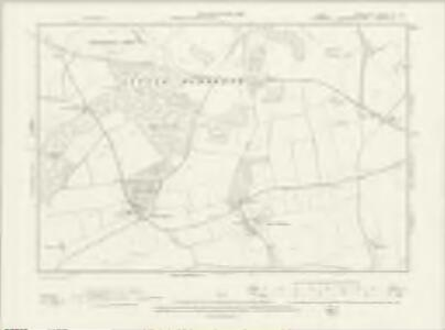 Hampshire & Isle of Wight XL.NW - OS Six-Inch Map