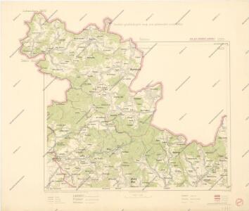 Soubor přehledných map pro plánování a statistiku: Šluknov 3553