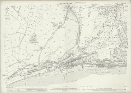 Sussex LXXI.1 (includes: Hastings) - 25 Inch Map