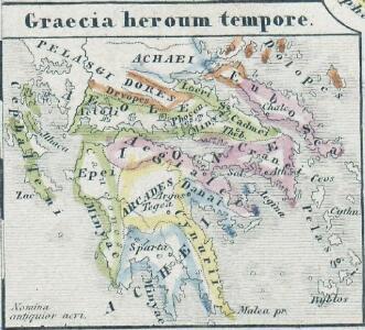 Graecia heroum tempore