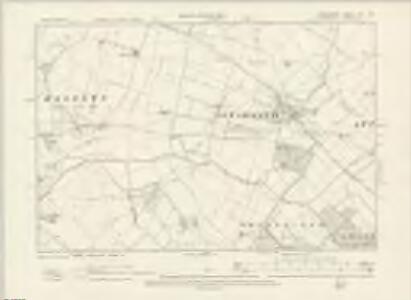 Oxfordshire XLI.SW - OS Six-Inch Map