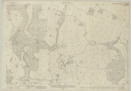 Gloucestershire LXIV.1 (includes: Charfield; Cromhall; Tortworth) - 25 Inch Map