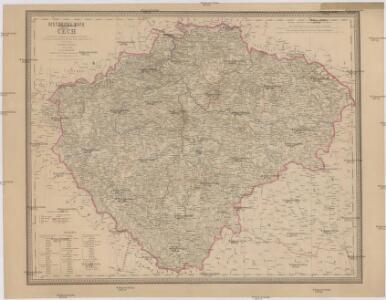 Historicka Mapa Cech