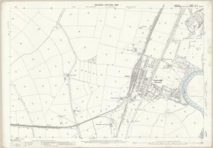 Durham LVI.7 (includes: Egglescliffe; Ingleby Barwick; Long Newton; Preston On Tees) - 25 Inch Map