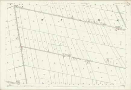 Cambridgeshire VI.15 (includes: Wisbech St Mary) - 25 Inch Map