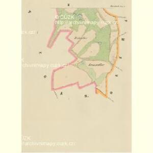 Matzelbach - c4521-2-002 - Kaiserpflichtexemplar der Landkarten des stabilen Katasters