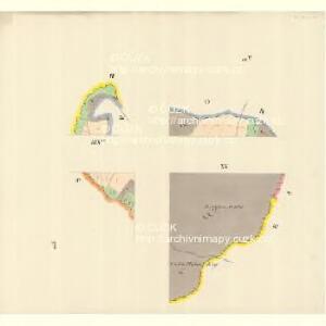 Deutschhause (Nemecka Husowa) - m0938-2-013 - Kaiserpflichtexemplar der Landkarten des stabilen Katasters