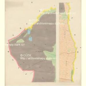 Neplachow - c5036-1-001 - Kaiserpflichtexemplar der Landkarten des stabilen Katasters