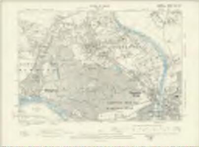 London XIII.NE - OS Six-Inch Map