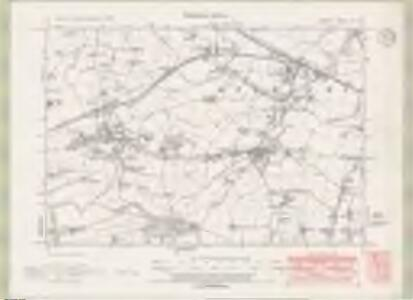 Ayrshire Sheet XVII.SE - OS 6 Inch map