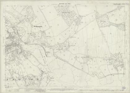 Hampshire and Isle of Wight LXXXVIII.3 (includes: Boldre; Lymington) - 25 Inch Map