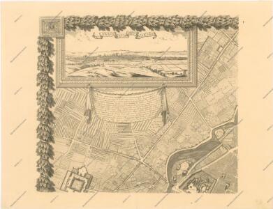 Plan Monumental de Paris au XVII siécle I.
