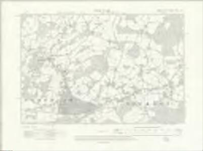 Sussex XXXI.SE - OS Six-Inch Map
