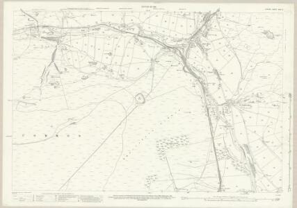 Durham XXIII.3 (includes: Stanhope) - 25 Inch Map