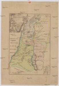 Karte vom Heil. Lande